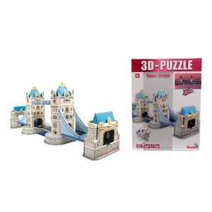 Simba - Games and More - 3D-Puzzle Tower Bridge