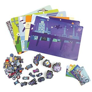 Small Foot - 3917 - Magnet-Puzzle Roboter