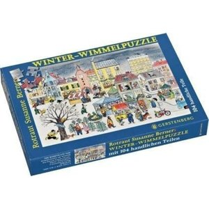 Winter-Wimmel-Puzzle Kinderpuzzle