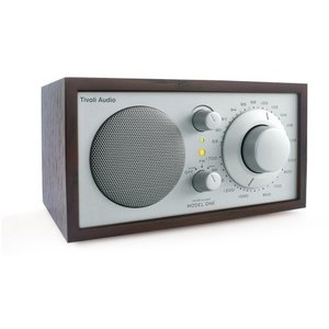 Tivoli Audio Model One Silber