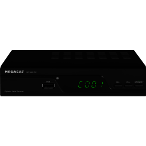MegaSat HD-Kabel-Receiver HD 5000