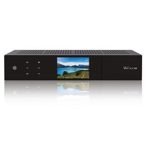 VU+ Duo 4K 1x DVB-S2X FBC Twin / 1x DVB-C FBC Tuner PVR ready Linux Receiver UHD 2160p