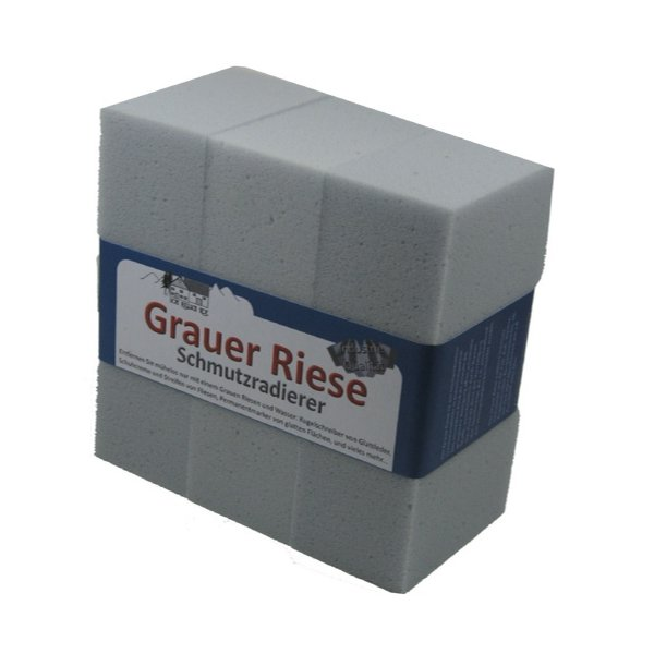 Grauer Riese made in Germany- Schmutzradierer