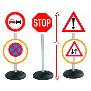 BIG - Traffic Signs