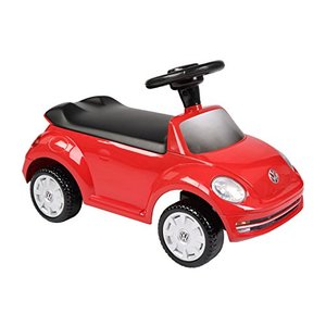 Rollplay - VW Beetle Foot-to-Floor, red