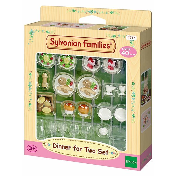 Epoch - Sylvanian Families - Dinner for Two-Set