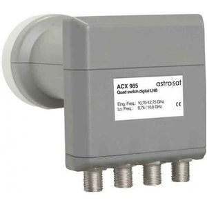Astro ACX 985 Quattro-Switch-LNB