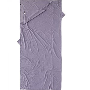 Cocoon Schlafsack Insect Shield Line Travelsheet - Xtra-Large - elephant grey (IECT44-XL)