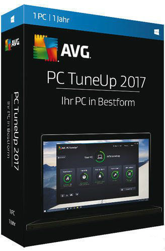 avg pc tuneup 2017 1 pc pc tests infos 2018. Black Bedroom Furniture Sets. Home Design Ideas