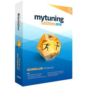S.A.D. mytuning utilities 2018 - 5 Geräte (Special Edition) (PC)