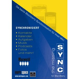 Application Systems Heidelberg The Missing Sync - Blackberry (Mac)