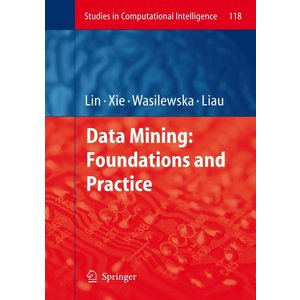 Data Mining: Foundations and Practice (PC)