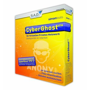 S.A.D. SimonTools - Cyber Ghost VPN 12 (PC)