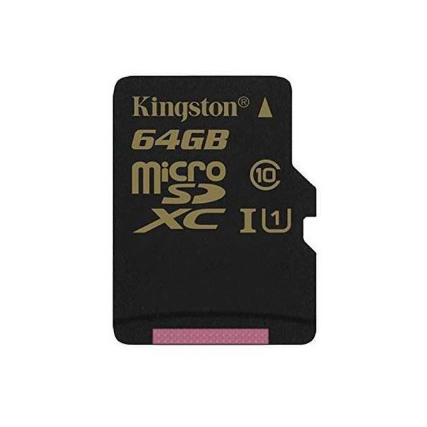 Kingston SDCA10/64GB Micro SDXC Class 10 UHS-I