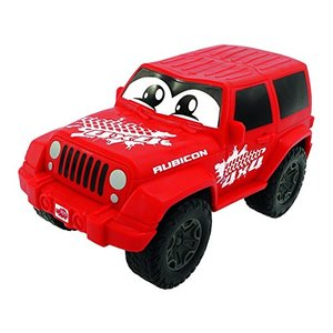 Dickie - Jeep Rubicon Squeezy