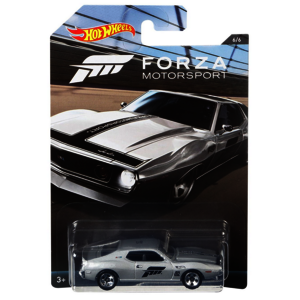 Mattel - Hot Wheels - Limited Car Forza Racing Sortiment (rollierend)