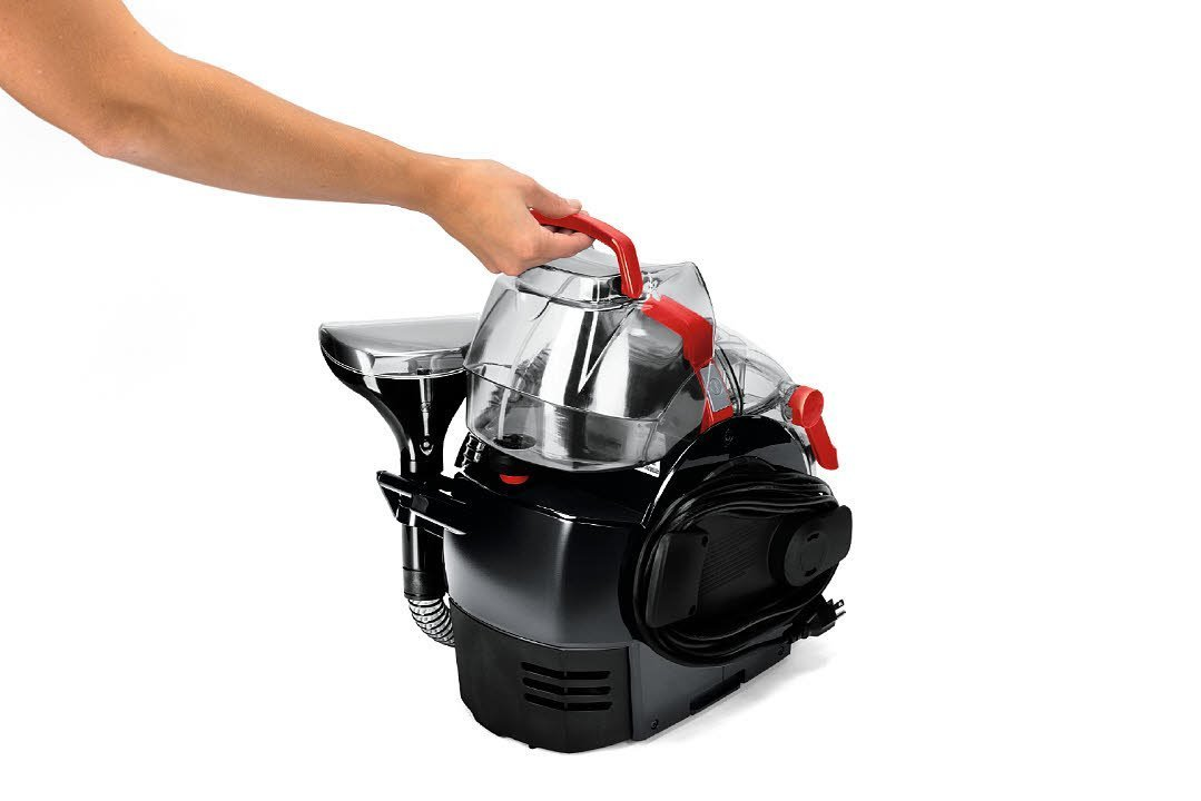 Bissell 1558N SpotClean Professional: Tests & Infos 2019