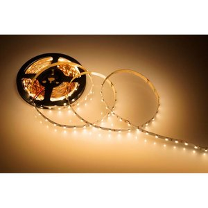 9,6 W/m Warmweiss IP20 24V 5m LED-Strip 120 SMD LED/m