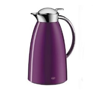 Alfi 3521242100 Isolierkanne Gusto Metall cool cassis 1,0 l