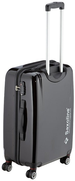 saxoline icons s pad tsa 4 rollen trolley l 77 cm. Black Bedroom Furniture Sets. Home Design Ideas