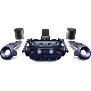 HTC Vive Pro Complete Edition (99HANW003-00)