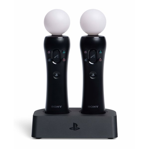 PowerA Ladestation für PlayStation Move Motion Controller (1507801-01) (PS VR)