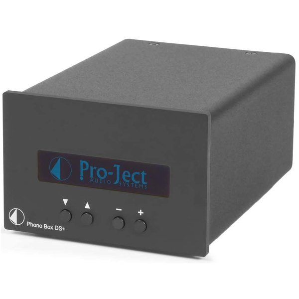 Pro-Ject Box Design Phono Box DS+ schwarz