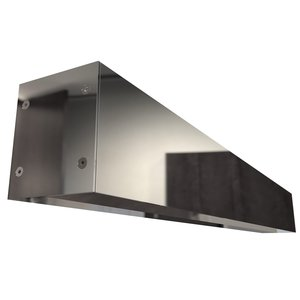 design for the people IP S16 Spiegelleuchte chrom LED 450/650lm up/down 59,5cm