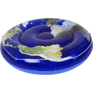 Badeinsel Blue Planet - ca. 173 cm