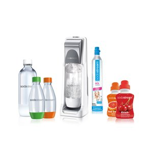 SodaStream Cool Super-Spar-Pack grau