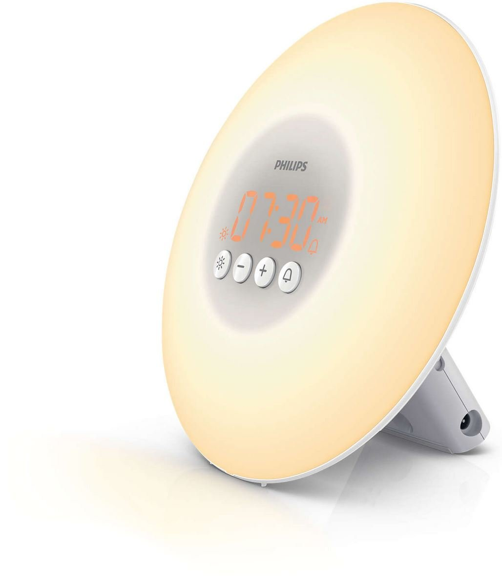 Philips HF3500/01 Wake-up Light: Tests & Infos | Testsieger.de