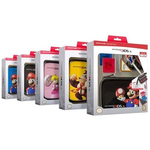 BigBen Official Essential Mario Pack (AL105564) (3DS XL)