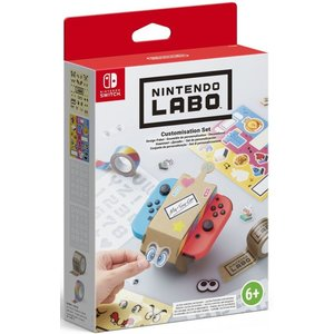 Nintendo Labo: Design-Paket [Nintendo Switch]
