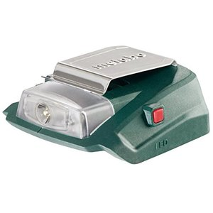 Metabo Akku-Power-Adapter PA 14,4 - 18 V LED-USB ohne Akku (600288000)