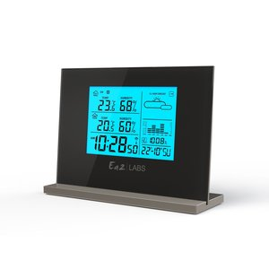 Labs Collection Eternity EN208 Wetterstation schwarz