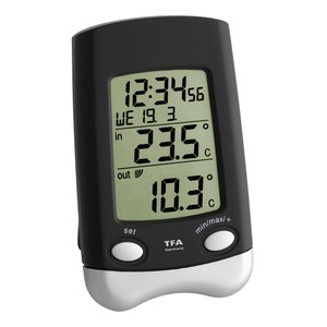 TFA Dostmann Funk-Thermometer Wave 30.3016.01