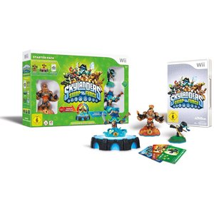 Skylanders SWAP Force - Starter Set (Wii)