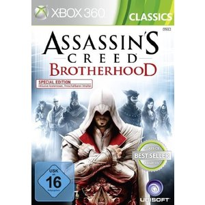 Assassins Creed - Brotherhood D1 Edition (Xbox 360)
