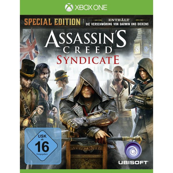 Assassin's Creed Syndicate (Special Edition) (Xbox One)