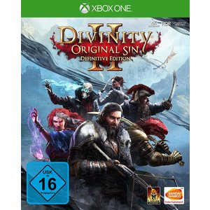 Divinity: Original Sin 2 (Definitive Edition) (Xbox One)