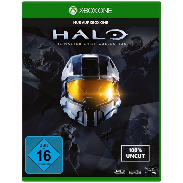 Halo - The Master Chief Collection (Xbox One)