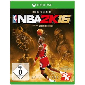 NBA 2K16 - Michael Jordan Edition: Featuring A Spike Lee Joint (Xbox One)