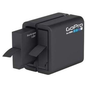 Gopro AHBBP-401 DUAL BATT Charger + Battery HERO 4
