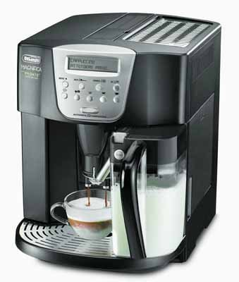 delonghi esam 4500 schwarz kaffeevollautomat im test auf. Black Bedroom Furniture Sets. Home Design Ideas