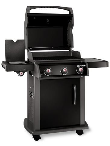 weber spirit e 310 premium gasgrill schwarz gasgrill im. Black Bedroom Furniture Sets. Home Design Ideas