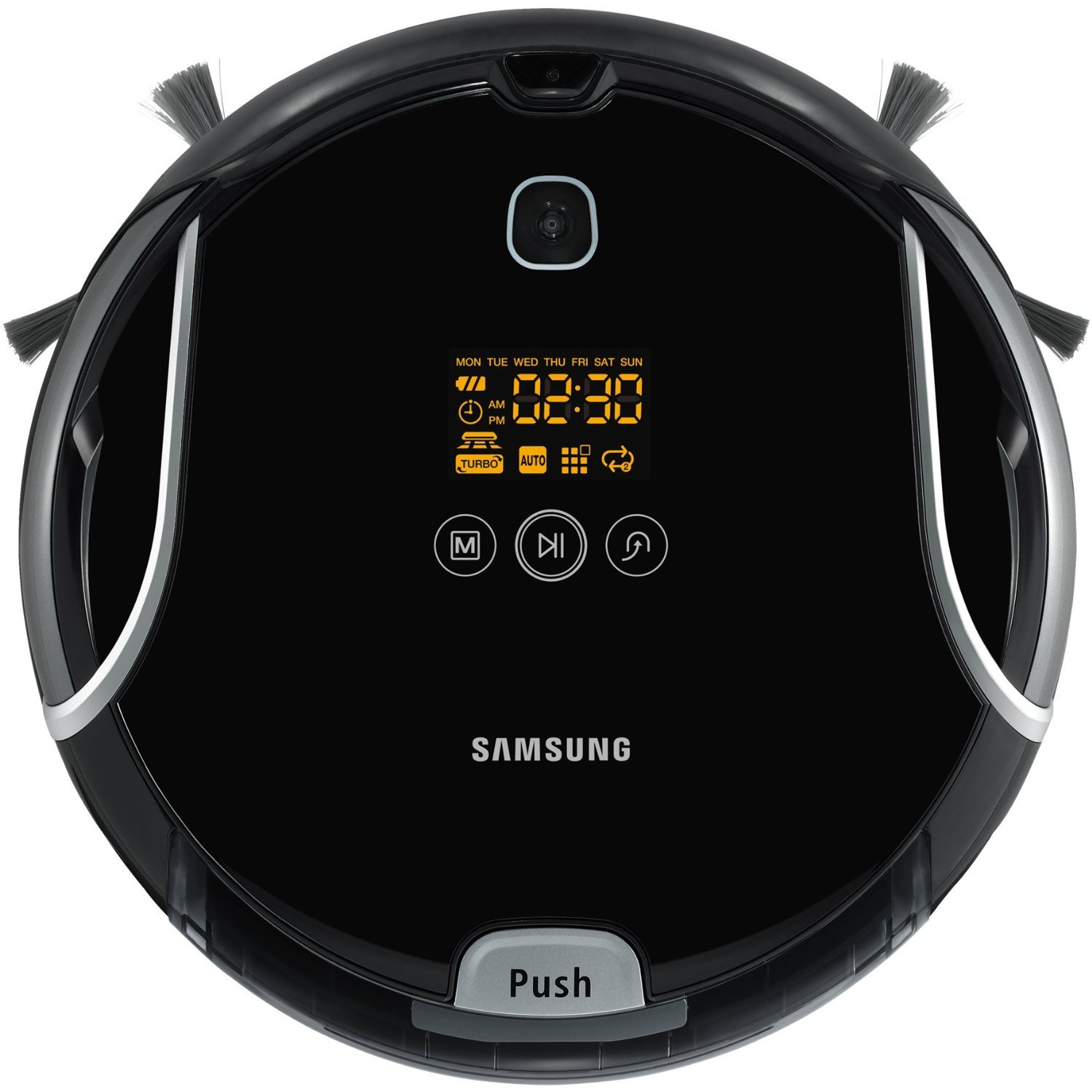 samsung sr8980 navibot auto empty test saugroboter. Black Bedroom Furniture Sets. Home Design Ideas
