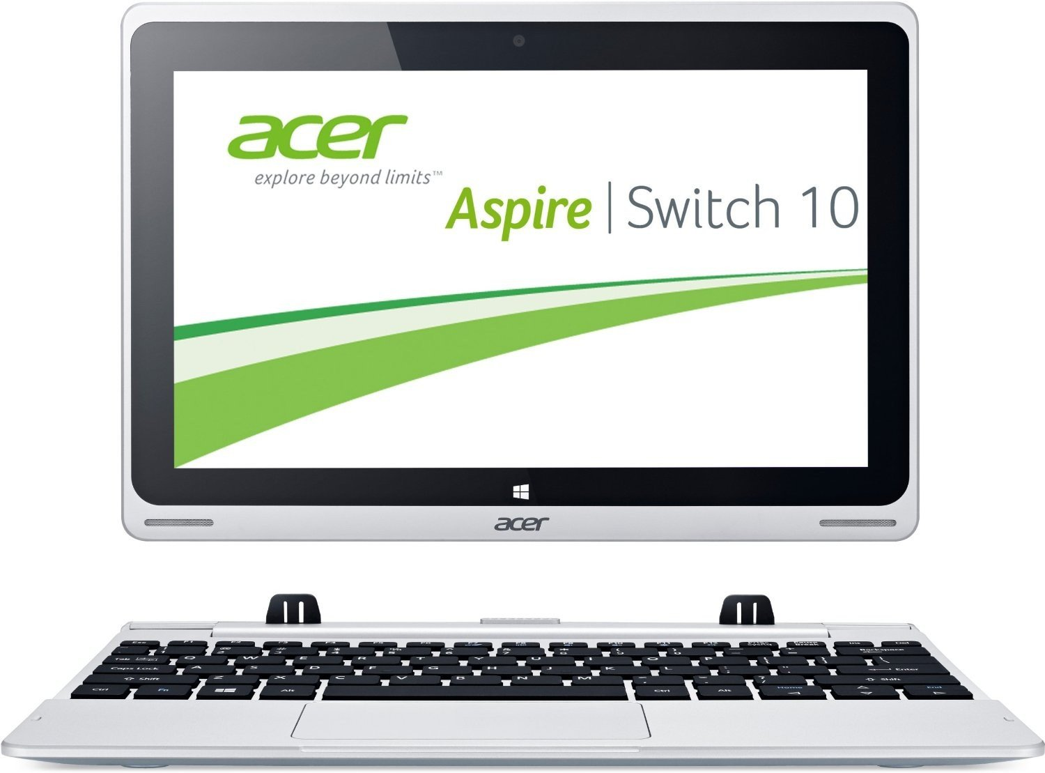 Acer Aspire Switch 10: Test of the Convertible Notebook