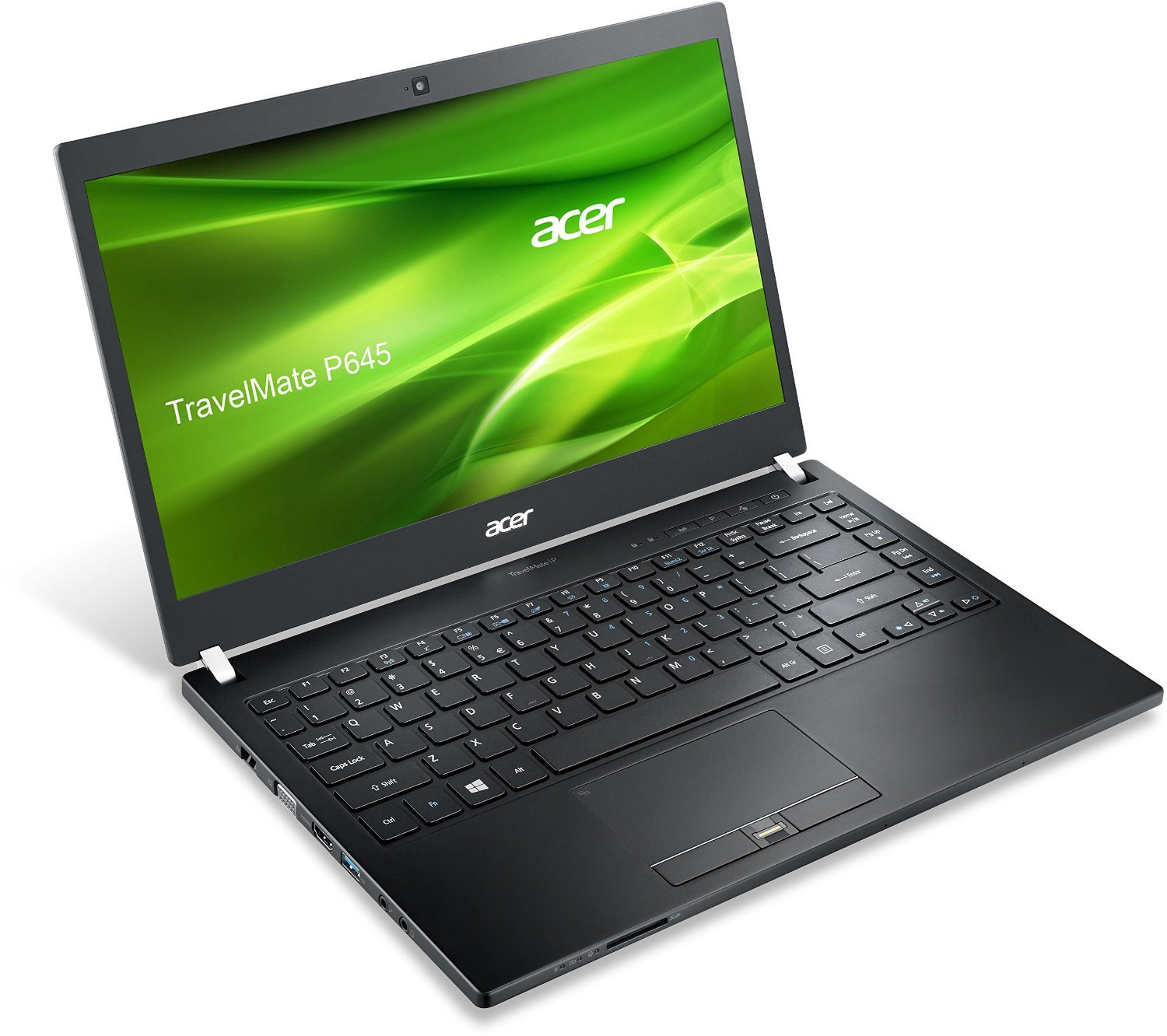 Acer TravelMate P645-S-54GA Test | Business Notebook