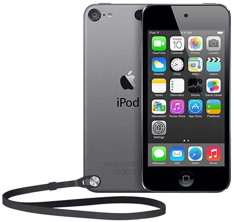 apple ipod touch 5 gen 32gb schwarz test mp3 player. Black Bedroom Furniture Sets. Home Design Ideas