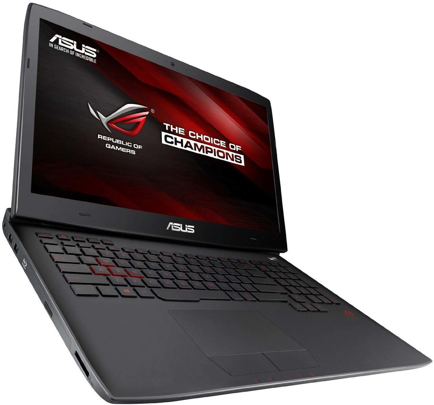 asus rog g751jt t7095h test gaming notebook. Black Bedroom Furniture Sets. Home Design Ideas